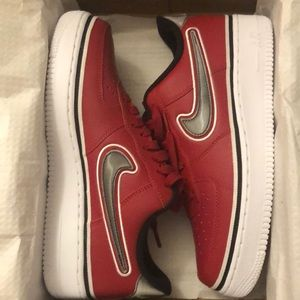 Nike Air Force 1 Chicago Bulls Edition